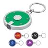 2014 Hot selling Circular LED Key Ring