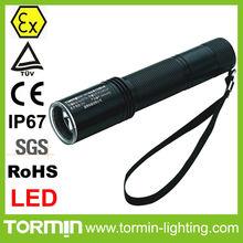 IP67,CE,RoHS,bailong led flashlight