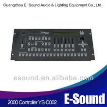 Pilot 2000 USB DMX PC controller /console