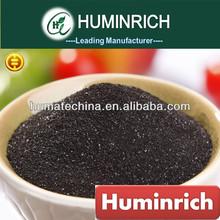 Huminrich Shenyang Humate 65HA+15FA+8K2O leonardite powder