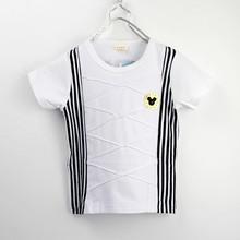 2104 Loveslf children garment manufacturer baby frock designs kids children clothing/Mickey