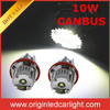 CE No-Error 10W CREE High Power E90 LED Angel Eyes for BMW E82E90E92 ,NO FM Interference