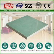 Latest Building Materials Moisture Resistant Gypsum Plate