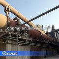 tpd tpd 1500 2000 دوارة الحطب/ إنتاج الفحم الفرن/ محرقة