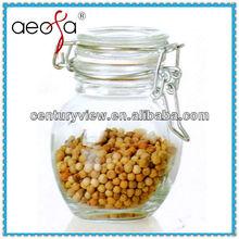 Wholesale Glass Herb Storage Jar