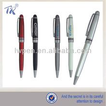 Good Quality Wholesale Logo Imprint Metal Ballpoint Pen