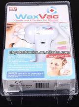 waxvac limpiador del oído como se ve en la tv