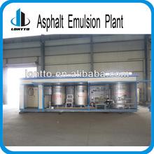 LONTTO formulation emulsion of bitumen emulsion plant