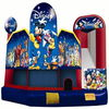 Commercial inflatable castle mickey mouse
