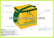 2013 hot sale cooler bag for frozen food insulated cooler bag
