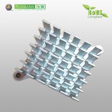 Aluminum fin extrusion profile heat sink