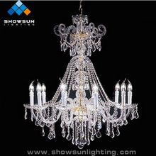 modern crystal chandelier imported from china