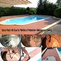 la resina de epoxy pegamento ab para mármoles triturados de walkingways