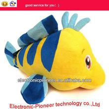 China Top Stuffed High Quality Kid Toy Cartoon Doll Speaker