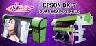 Large format printer / 1.9M Tarpaulin Printer with Epson DX7 head / indoor outdoor printer / vinyl printer / Tjet printer