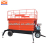 outdoor mobile lift jack
