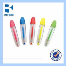 cheap 12 color min classic gel ink pens set