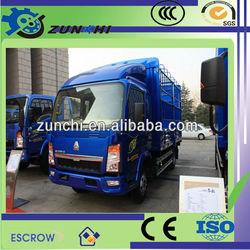 Best-selling 3-5ton 4x2 Light Truck, Van Truck, Light Truck China Diesel Engine