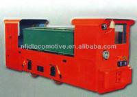 CTL 8 mining battery locomotive double cab