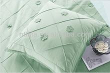 綿100%卸売かぎ針編みの花のクッション
