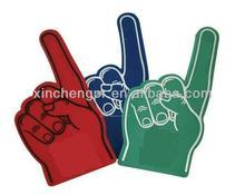 2014 brazil world cup cheering giant eva foam hands
