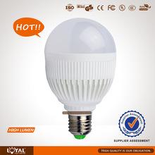 e27 led lamp 7w lighting bulb new products 2014