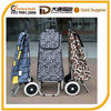 2014 Fashion folding vegetable shopping trolley bag