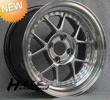 New!2014 new silver replica bbs wheels