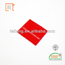 Private label clothing manufacturers/ Size Label / roll label