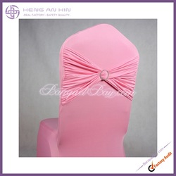 fancy spandex pink chair covers lycra chair cover with sash for wedding