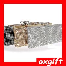 OXGIFT wholesale evening clutch women bag