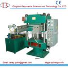 600 heating plate rubber vulcanizing machine / rubber vulcanizer