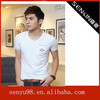 High quality tight fit short sleeve t-shirt in guangzhou