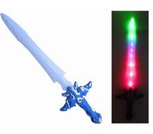 Popular Ninja plastic sword toy , High quality plastic toy ninja swords