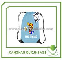 Good special logo cartoon design shopping bags