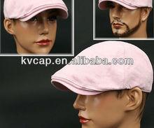 Newsboy Beret LDS PINK Cabbie hat