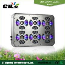New design high power full spectrum tomato led grow light high lumen