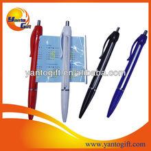Flyer banner pen