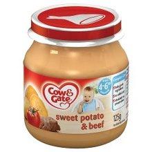 Babybalance Sweet Potato & Beef