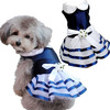 Wholesale Sex Dog Dress Lovely Pet Dress Spring Autumn for Pet Dog Wedding Dress