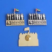 National Pin Badges