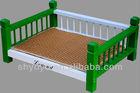 Wooden Cat Bed