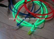 """Polar light 3""el wire: 5.0mm +Steel wire 0.55mmX2PCS +Nylon weaves the network (Pulling force 48KG )"