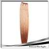 Hot Selling African Weave Human Hair Weave elastic hair bun