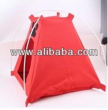 folding pet tent/waterproof pet dog tent/pet kennel tent