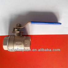 1/4 Bsp Female x 1/4 Bsp Female Ball Lever Valve long handle