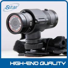 5,000,000 pixels CMOS 720P 60/50FPS action camera helmet, high-quality mini camera