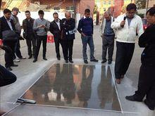 concrete sodium densifier floor wax XY-103
