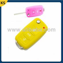 Smart key cover for volkswagen key cover hotsale