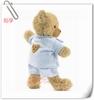 Professional Custom Plush Toy Teddy Bear With Cloth